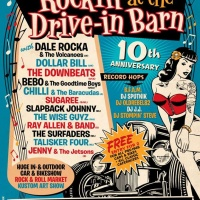 Rockin at the Drive-in Barn