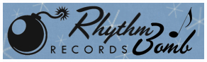 rhythm bomb logo